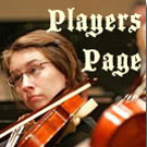 "PLAYER'S PAGE: This page is for players who perform with Deborah and includes links to current set lists, charts, orchestral excerpts and ""tricky parts list"" so players can optimize practice time."