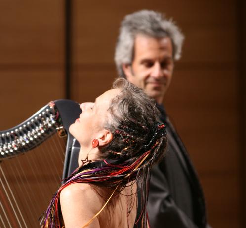 Jonathan Wyner / Deborah Henson-Conant - Conductor & Soloist