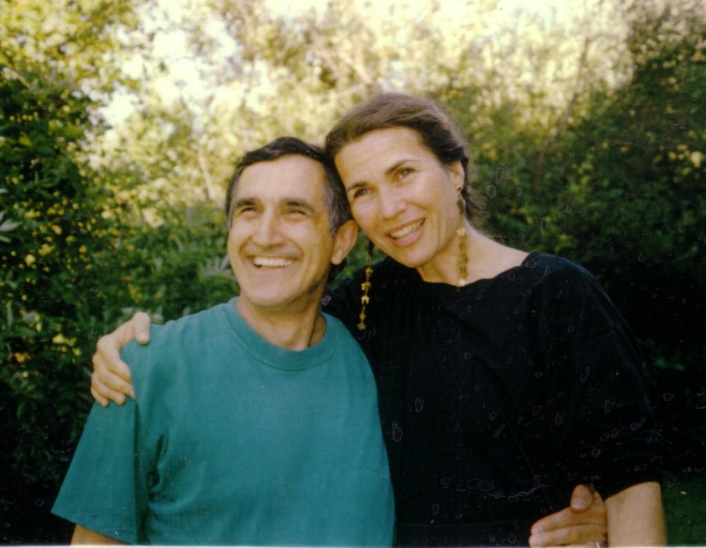 Tony Montanaro and Deborah Henson-Conant