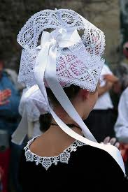 Traditional Breton Headdress
