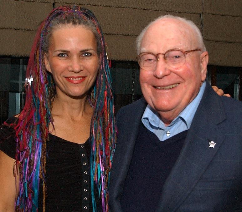 Peter Wege and Deborah Henson-Conant