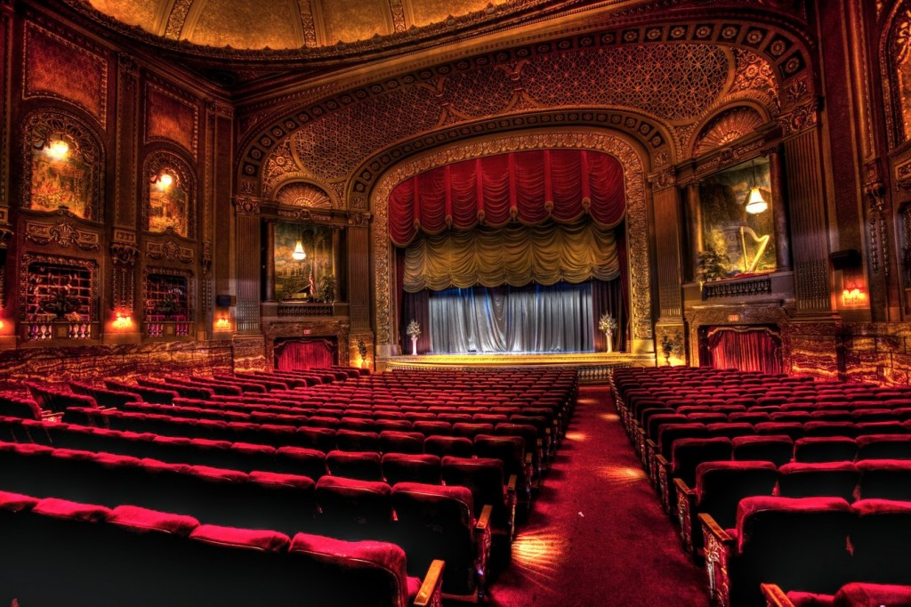 Byrd Theater - Richmond - Interior