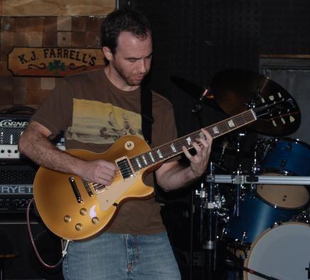 Dave Weiner, guitar