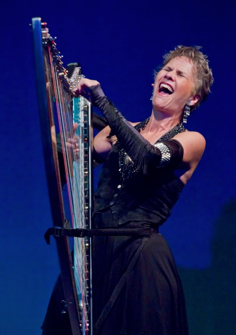 Deborah Henson-Conant (PHOTO: Jake Jacobson 2012)