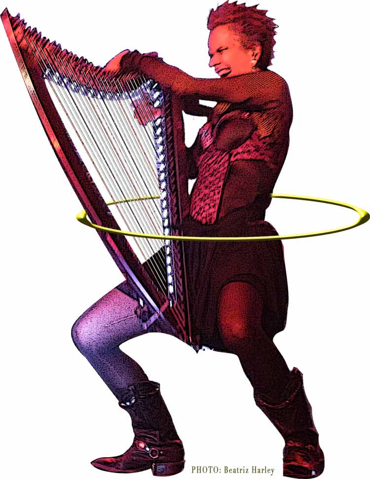Hula-Harp
