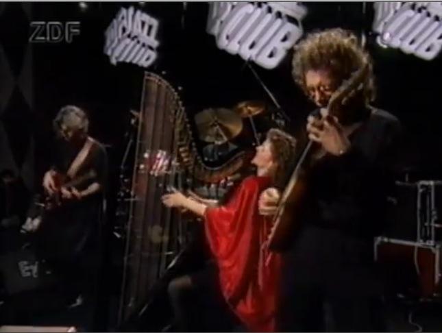 Deborah Henson-Conant & Band on ZDF TV - Germany