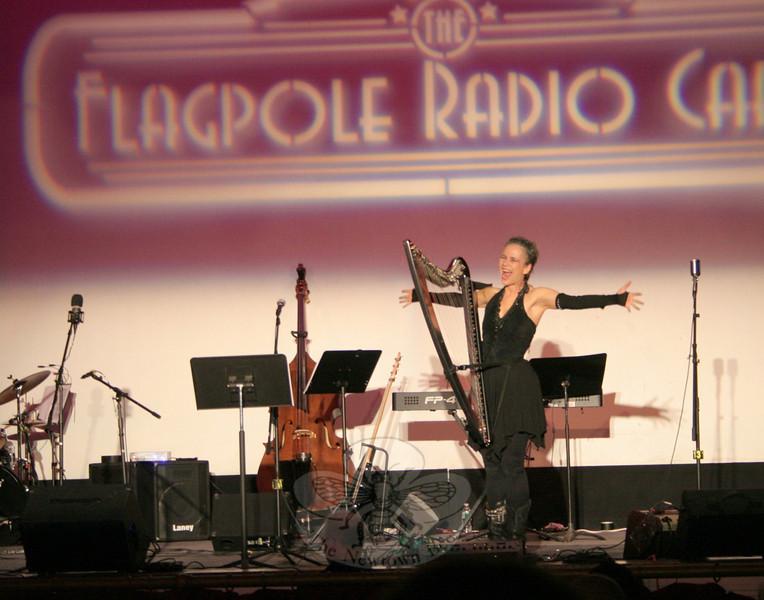 SH_Flagpole Radio Cafe recap 25 -- Deborah Henson Conant-L