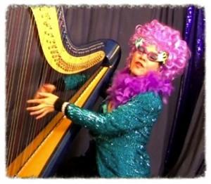 Deborah in her alter-ego...What's yours?