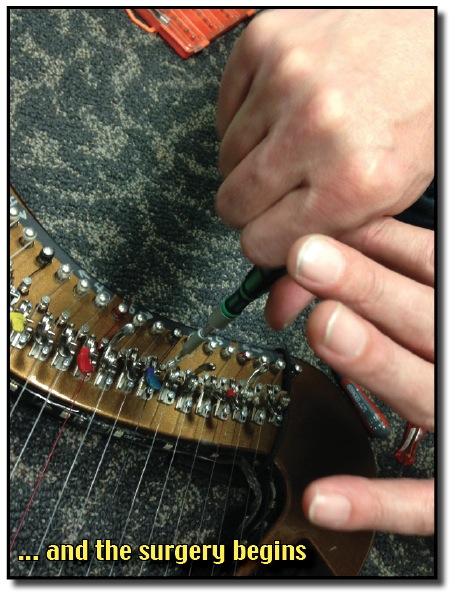 IUP-dave-screwing-in-harp