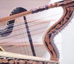 Paraguayan-harp