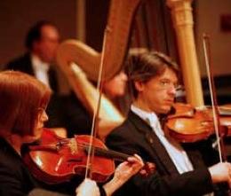 Orchestra-Musicians