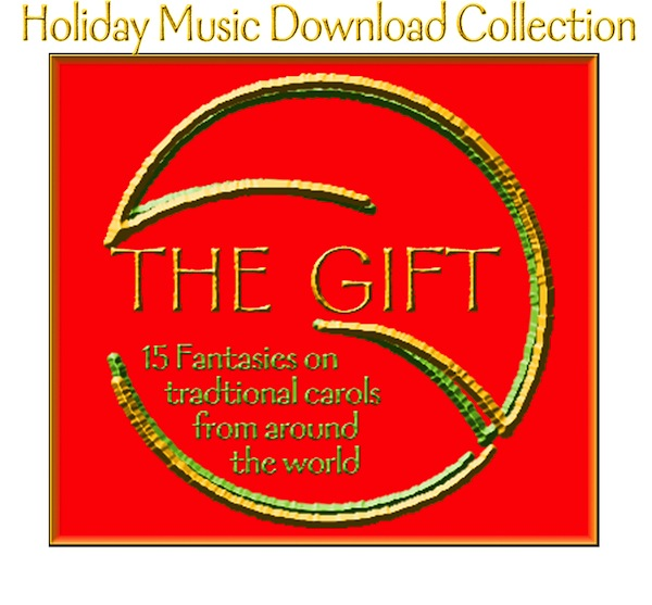 "Buy ""The Gift"" – Holiday Harp MP3 Collection"