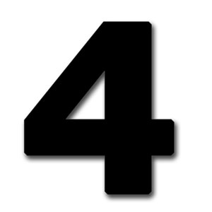 4-the-number-four