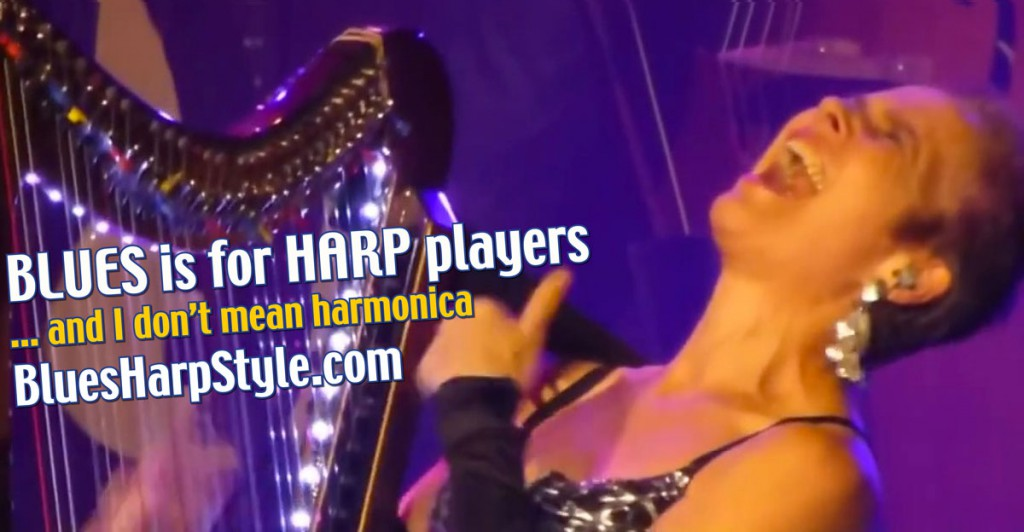 Ezine: BLUES is for HARP PLAYERS (and I don't mean harmonica)