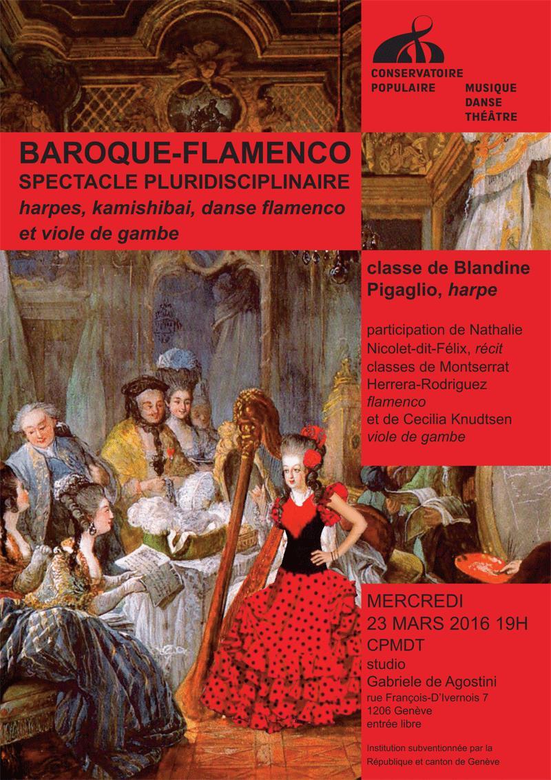 blandine-pigaglio-baroqueFlamenco-poster