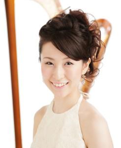 Mai Fukui harp1
