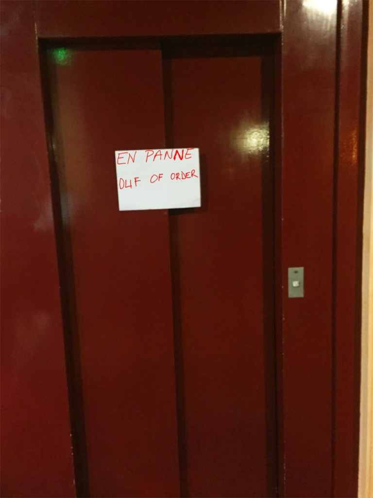 elevator-out-of-order
