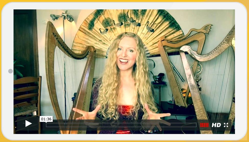 First-Ever Virtual Harp Summit!
