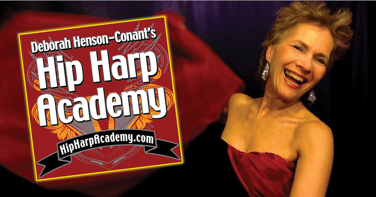 Hip Harp Academy 2018 Schedule of Courses