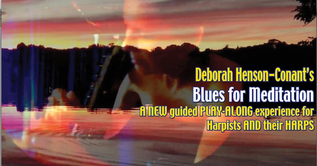 Blues for Meditation Harp-Style