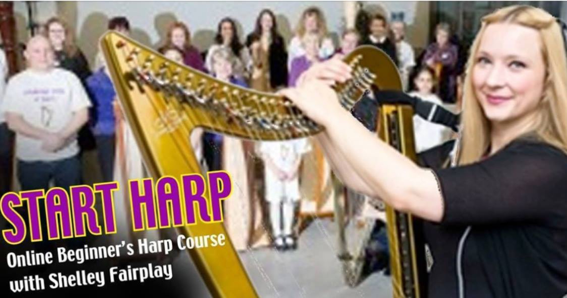 Intro to Start-Harp FREE Webinar