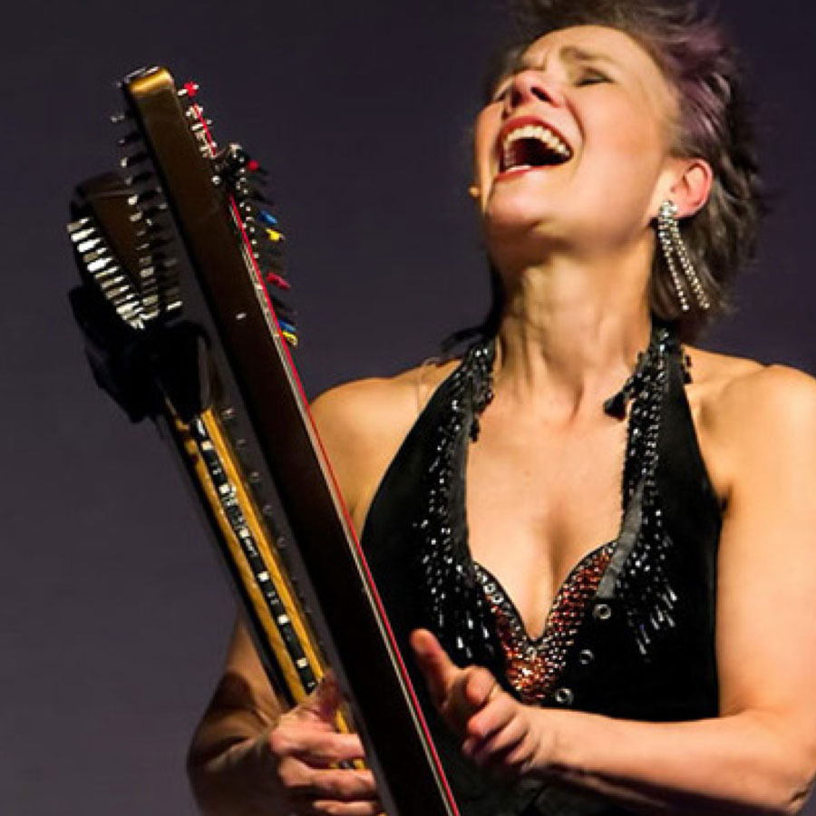 Brazilian Jazz Harp Immersion: July 19-29, 2018